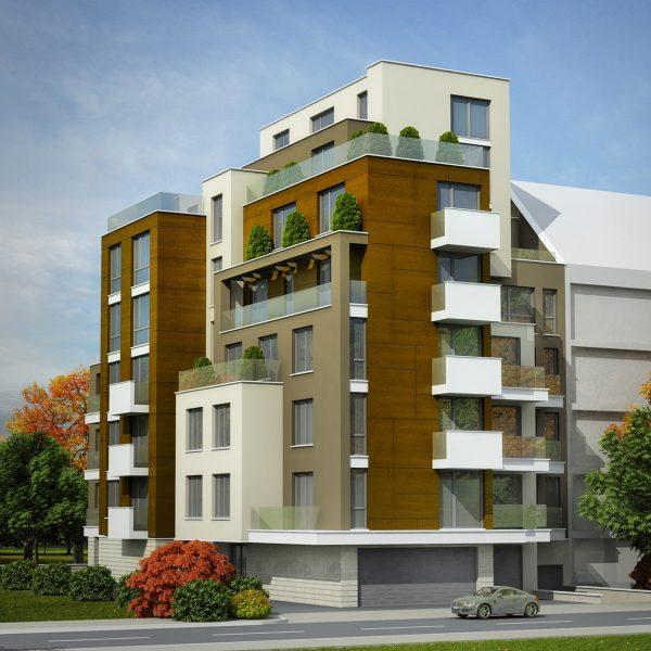 Studio-Sofia-Bulgaria-Geo-Milev-Едностаен апартамент-София-Гео Милев