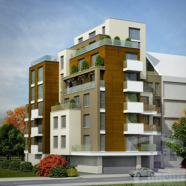 Тристаен апартамент-София-Гео Милев-Apartment-Sofia-Geo-Milev